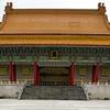 Taiwan: temple courtyard, photo by Jake Warga