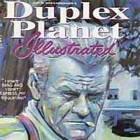 Duplex Planet magazine cover
