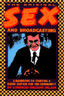 Cover of book: Sex and Broadcasting