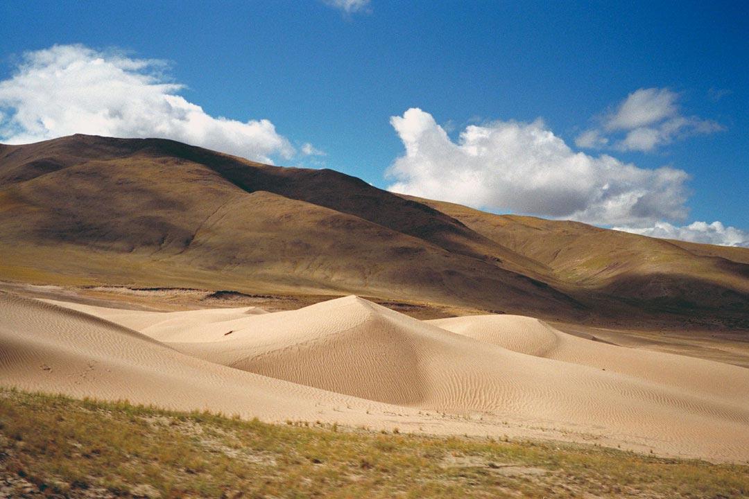 Mt Kailash: Dunes