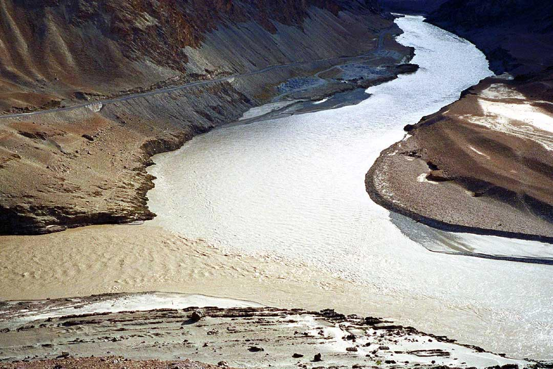 Mt Kailash: River