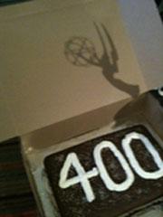 TAL 400th episode logo
