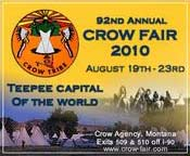 Crow Fair logo