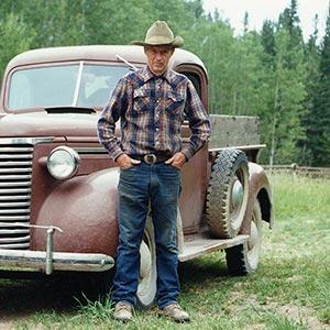 Rancher John Hoiland