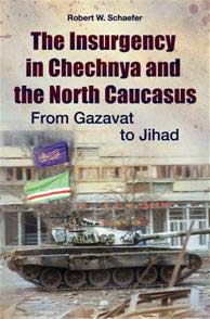 Insurgency in Chechnya book cover