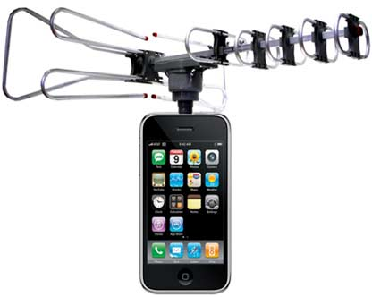 Iphone  Antenna Problem