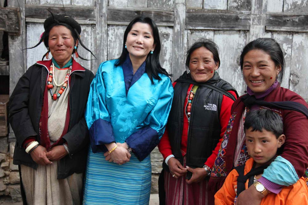 The Queen of Bhutan, Ashi Sangay Choden Wangchuck