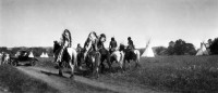 Crow Fair, ca. 1926, Crow Agency, MT