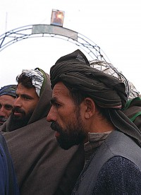 Soldiers in Balkh