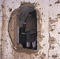 Qala-i-Jhangi hole in the wall