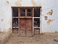 Sherbigan prison door