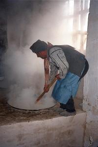 Man in Sherbigan prison kitchen