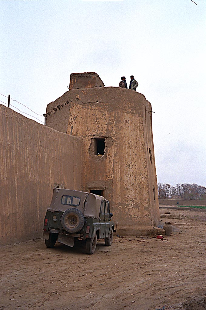 Sherbigan prison tower