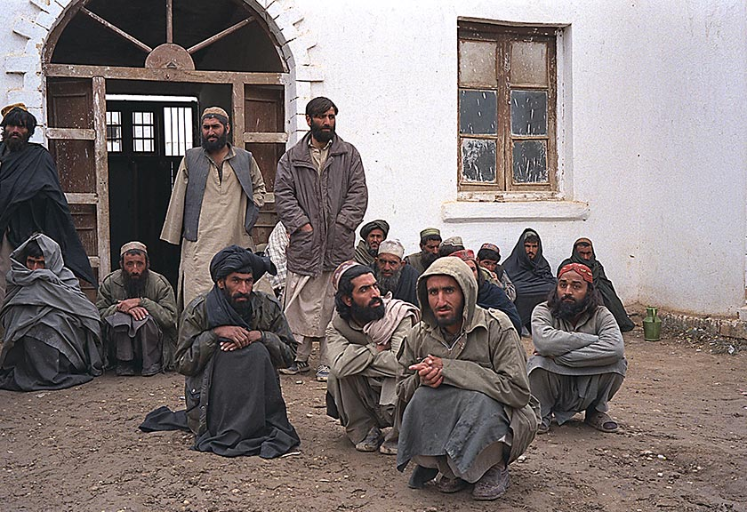 Pakistanis jailed at Sherbigan prison