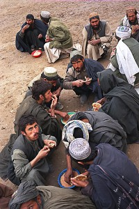Sherbigan Pakistani prisoners