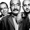 Labor and human rights organizers Kamal Abass, Kamal Aby Eita, Khaled Ali (Photo 2011 by Platon for Human Rights Watch)