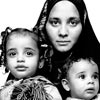 Lofty family Sama Lotfy, Neama El Sayed, Yassin Lotfy (Photo 2011 by Platon for Human Rights Watch)