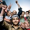 Egyptians returned to Tahrir Square April 1, 2011 (Photo 2011 by Platon for Human Rights Watch)