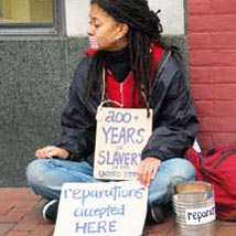 damali ayo collecting reparations