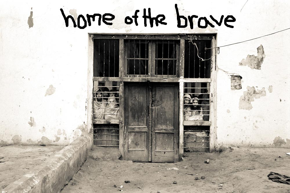 Home of the Brave website: podcast episode