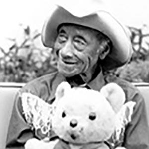 Charlie Smith, former slave