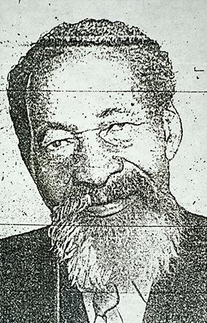 Fountain Hughes, former slave