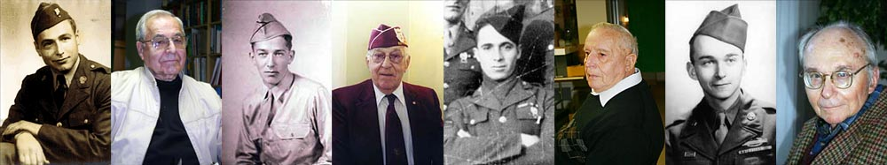 Prisoner of War soldiers, then and now.