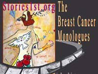 Stories1st.org- Breast Cancer Monologues, CD Cover