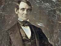 Abraham Lincoln photo, 1846 or 1847