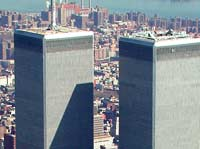 World Trade Center towers, NYC