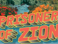 Prisoner of Zion book cover