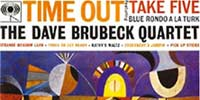 Brubeck�s record cover Time Out